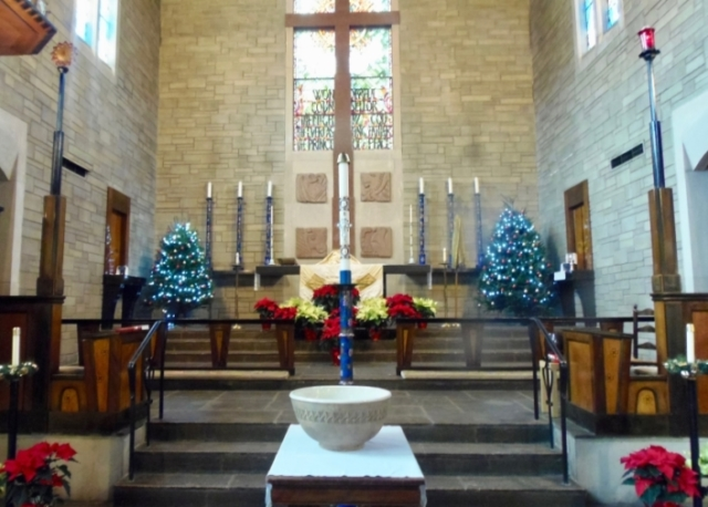 immanuel lutheran chicago.org christmas sanctuary 1