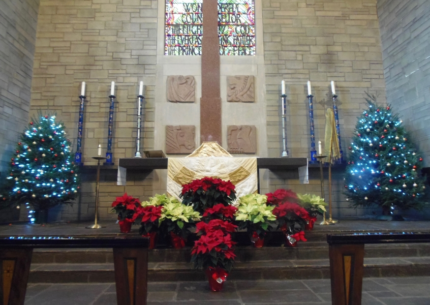 immanuel lutheran chicago.org christmas sanctuary 2